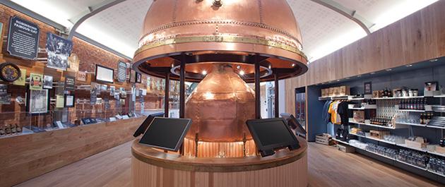Robinsons visitors centre